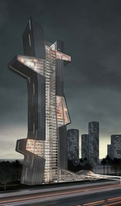 What If Dubai's Next Tower Were an Architecture School?