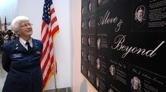 Female WWII Pilot Elaine Harmon Laid To Rest At Arlington National Cemetery : The Two-Way : NPR