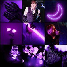 Requested! Cody Carson purple moodboard (my edit)