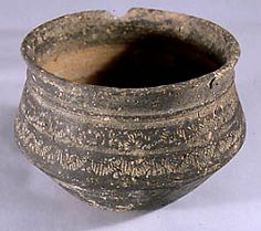 Ashmolean Museum: PotWeb: Early Saxon pottery 7 roduction centre made in Rhineland and northern France Distribution northern Europe Use as a container Date 6th - 7th century AD