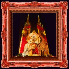 Burgundy And Gold, Red Gold, Red Christmas, Diva, Painting, Art, Art Background, Painting Art, Kunst