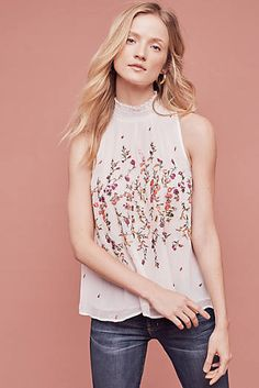 Anthropologie | Sotra Tank