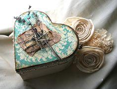 Corazón vintage