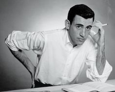 J.D. Salinger (January 1, 1919 - January 27, 2010) American writer (the book: 'The catcher of the rye').