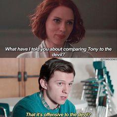 "Tony: ""I TOLD TO BABYSIT HIM not TO BRAINWASH HIM!!!!!!!!"
