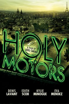 Leos Carax: Holy Motors, 2012