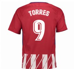 363fee31f Torres  9  Atletico  Madrid  Home  New  Season  2017-