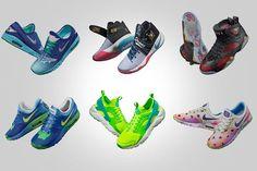 http://SneakersCartel.com Nike Doernbecher Freestyle 2016 Collection #sneakers #shoes #kicks #jordan #lebron #nba #nike #adidas #reebok #airjordan #sneakerhead #fashion #sneakerscartel