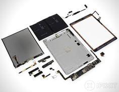 iPad Air teardown by iFixit
