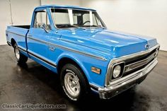 1970 Chevrolet C10 SWB Pickup 350 Automatic