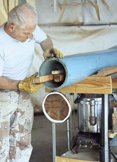 Steam Bending Wood at home. This is my next goal