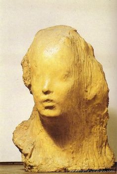Medardo Rosso - Ecce Puer  From the Peggy Guggenheim Museum
