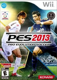 Pro Evolution Soccer 2013 Nintendo Wii by Konami $19.99 Your #1 Source for Video Games Consoles Accessories! For Full Info Click On PIN  Multicitygames.com