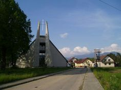 Lipt.Sielnica - kostol Sv.Cyrila a Metoda