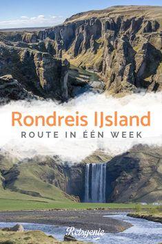 IJsland is wat mij betreft het mooiste land van Europa. In een week tijd maakte ik een roadtrip door het zuiden en westen van IJsland. Ben je benieuwd waarom ik IJsland zo geweldig vind? Ik laat je onze route en de mooiste plekken in het westen en zuiden van IJsland zien. Greenland Iceland, Iceland Travel, Great Places, Places To Visit, Maldives Travel, Top Travel Destinations, Short Trip, Adventure Awaits, Around The Worlds