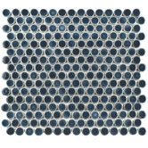 """Found it at Wayfair - Penny 0.8"""" x 0.8"""" Porcelain Mosaic Tile in Storm Gray"""