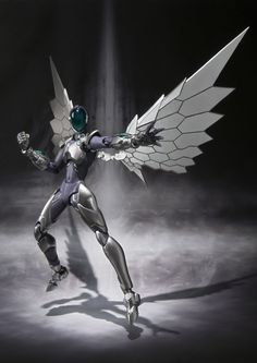 Accel World - Silver Crow