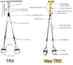 TRX Exercises for Abs and Love Handles