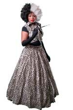 How about a little Cruella de Ville costume? http://www.masqueradecostumes.co.za