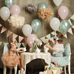 One of my favourites! Gorgeous tutu du monde tea party