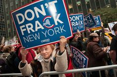 New York bans fracking for good.  This goes to show that everything is subjective.  In those countries allowing fracking, the attraction of the promise of money is greater than the danger of large scale, long term, death and destruction.