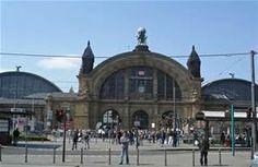 Train Station - Frankfurt, Germany - Bing Images