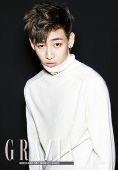 BamBam photo pour le magazine de mode GRAZIA Korea Plus Got7 Bambam, Youngjae, Kim Yugyeom, Jaebum, Jinyoung, Grazia Magazine, Holiday Party Outfit, Party Outfits, I Got 7