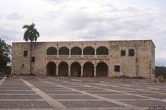 El Alcázar de Colón o Palacio Virreinal de Don Diego Colón es el edificio que alberga hoy el Museo Alcázar de Colón situado en la Ciudad Colonial de Santo Domingo, República Dominicana.