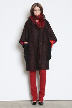 Elie Tahari Fall '12  --I love everything about this!