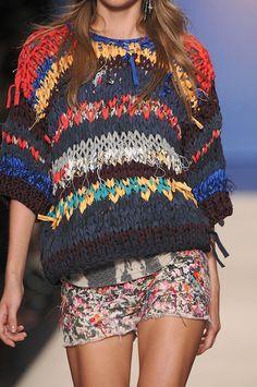 Isabel Marant Spring 2012 - Details