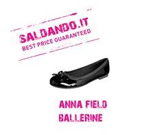 anna field ballerine