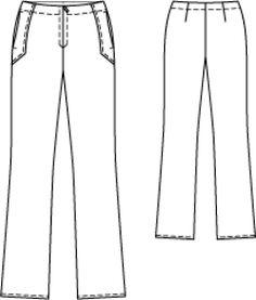 Pants BS 6/2014 105