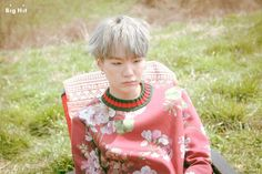 Suga ❤ YoungForever photo shoot (in the making) #방탄소년단 #BTS
