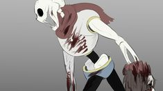 Horrortale Papyrus by SafulousArt.deviantart.com on @DeviantArt