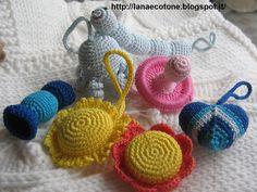 Lana e Cotone (maglia e uncinetto): Amigurumi all'uncinetto