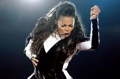 Great performance by Janet Jackson in memory of her brother Michael.