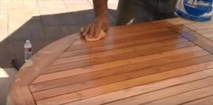 Cheap Low Cost Patio Furniture Resotration