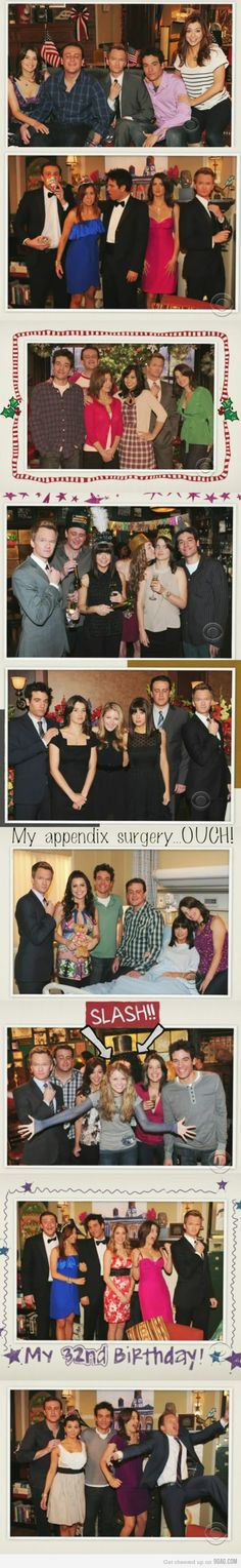 how i met your mother #himym - love this show!