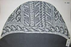 Čepec pletený, bavlna, Valašsko, konec 19. století. Muzeum regionu Valašsko Valašské Meziříčí