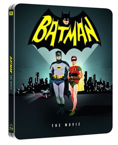 Buy Batman: The Original 1966 Movie - Zavvi Exclusive Limited Edition Steelbook here at Zavvi. We've great prices on games, Blu-rays and more; as well as free UK delivery on all orders, so be sure not to miss out! Batman Full Movie, Real Batman, Frankenstein, Fearsome Foursome, Batman Sign, Robin, Lee Meriwether, Burt Ward, Batman 1966