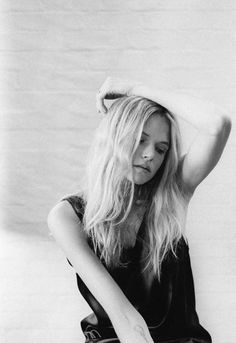 Gabriella Wilde by James Wright for So It Goes Mag