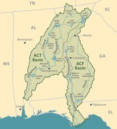 MAP OF GADSDEN AL AND THE COOSA RIVER Google Search ALABAMA