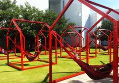 Mi Casa-Your Casa, conceptualized and created by contemporary Mexican designers-in-residence Héctor Esrawe and Ignacio Cadena