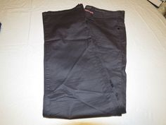 Ring of Fire Mens W 36 L 32 Fits Slim Straight casual pants charcoal NWT# #RingofFire #CasualPants