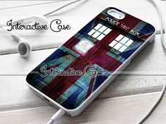 Tardis Dr Who Box UK Flag  iPhone 4/4s/5/5s/5c by InteractiveCase, $15.50