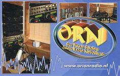 Recibida QSL+Tarjeta Personal, Orion Radio, Ingles,0850 UTC,5815 Khz,En 71 días!!,E-mail:info@orionradio.nl