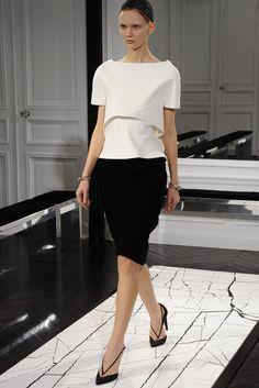 Balenciaga RTW Fall 2013 - Slideshow - Runway, Fashion Week, Reviews and Slideshows - WWD.com