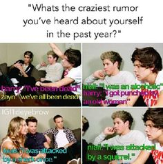 Haha at one point, Harry was a drug dealer, was arrested, went to rehab, raped a girl, and was murdered all at the same time. Cheese and rice people!! i love how liam is just sitting there