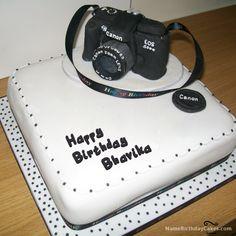 Happy Birthday Bhavika Cake