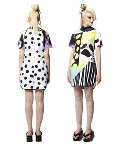 Pull In Dress by Romance was Born Spring '13 collection 'Kawaii Hawaii' | Alice Euphemia